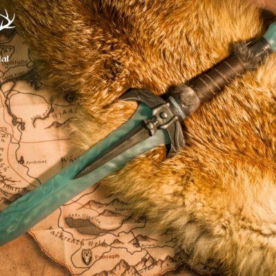 Stalhrim Dagger - Skyrim