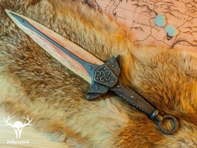Dragonbone Dagger - Skyrim