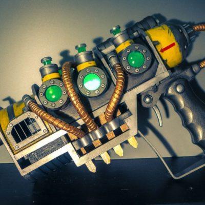 Plasma Pistol - Fallout 4