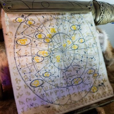 The Elder Scroll Replica