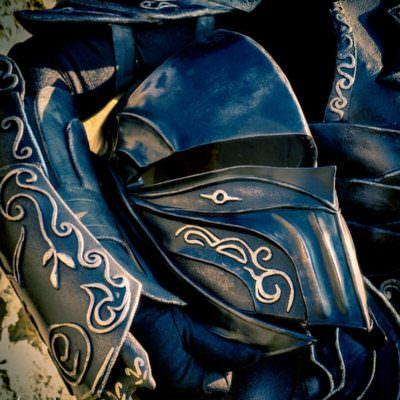 Ebony Armor - Skyrim