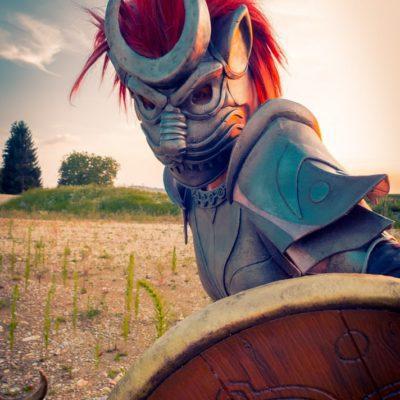 ESO Khajiit Armor
