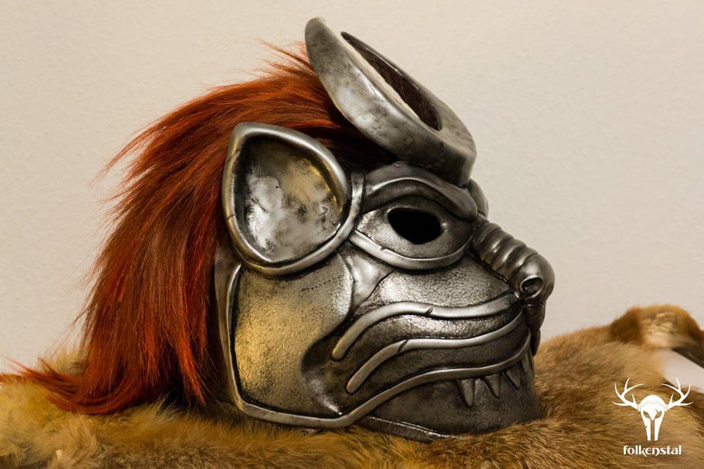 Khajiit Helmet - Elder Scrolls Online