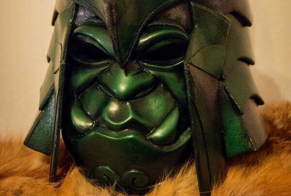 Heavy Orc Armor Replica – Elder Scrolls Online