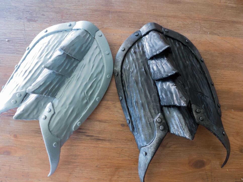 how to make a daedric helmet