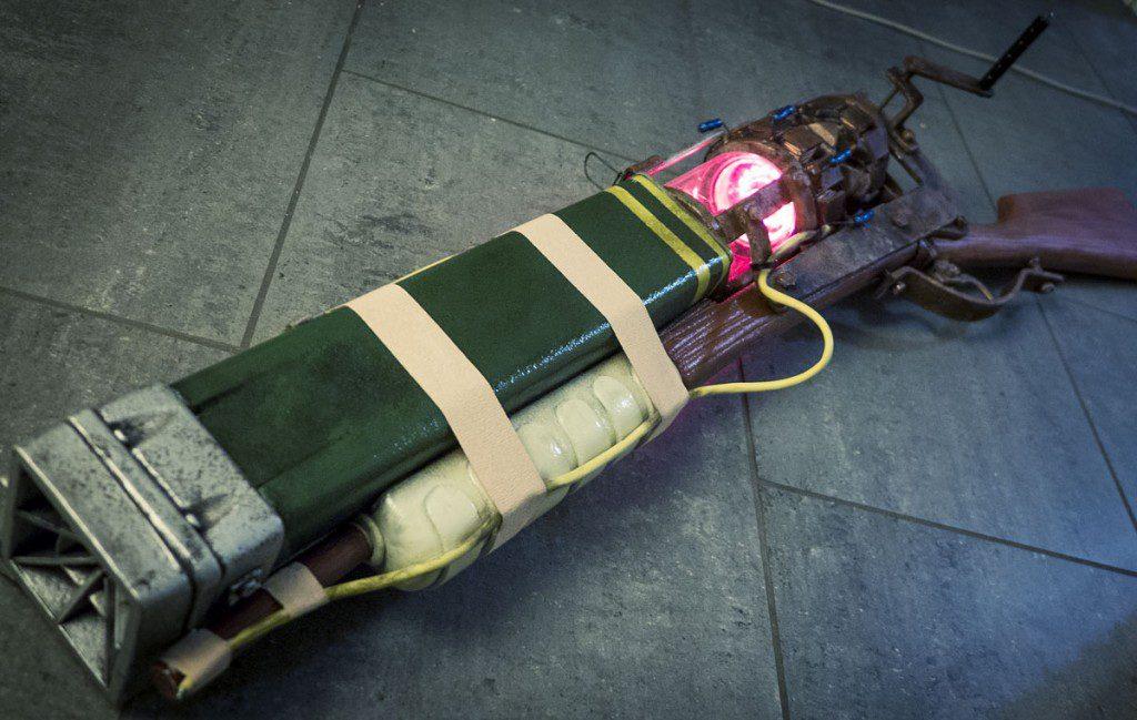 Laser Musket