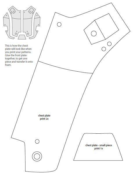 Fallout 4 combat armor patterns pdfus letter size folkenstal fallout 4 combat armor maxwellsz