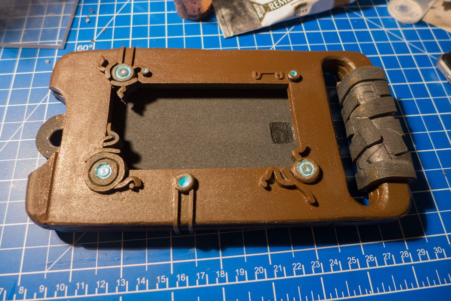 Sheikah Slate The Legend Of Zelda Breath Of The Wild