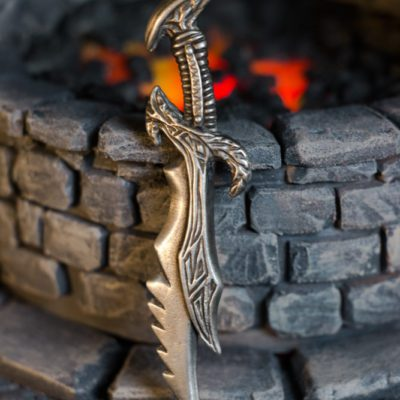 Daedric Sword Jewelry