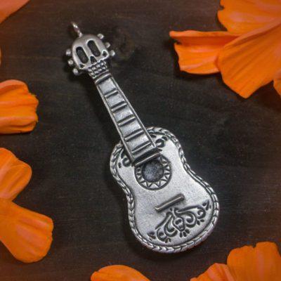 Coco guitar pendant