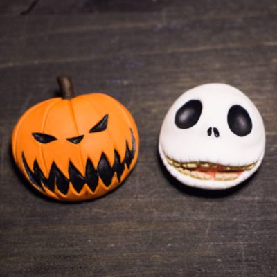 jack skellington brooches