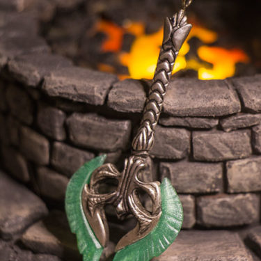 The Ring of Hircine – Skyrim jewelry – Folkenstal Armory | Props and